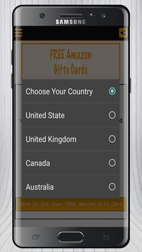 Free Amazon Gift Card Prank screenshot 4