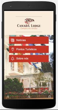 Canadá Lodge poster