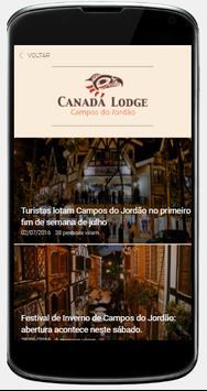 Canadá Lodge apk screenshot
