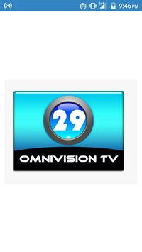 Canal 29 de OMNIVISION poster