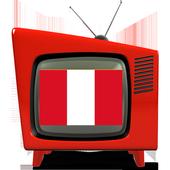 television channels peru icon