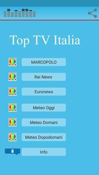 Top TV Italia apk screenshot