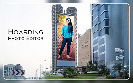 Hoarding Photo Editor screenshot 3