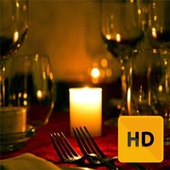 Candlelight HD FREE Wallpaper | MUST HAVE!! | icon