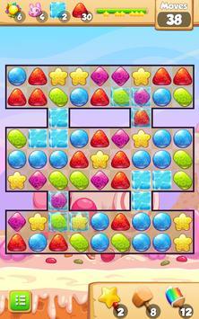 Candy Boom - Match 3 Games screenshot 4