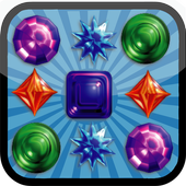 Candy Diamond Jewels icon