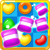 Sweet City - Candy Journey icon