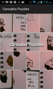Legal Cannabis Puzzles Free apk screenshot