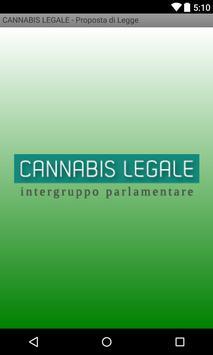 CANNABIS LEGALE screenshot 1