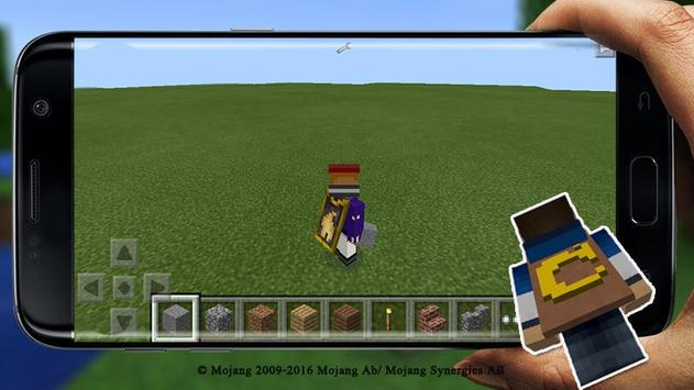 Capes Addon for Minecraft PE screenshot 1