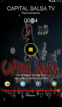CAPITAL SALSA TV apk screenshot