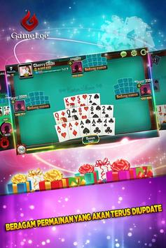Capsa Susun, Game Capsa online apk screenshot