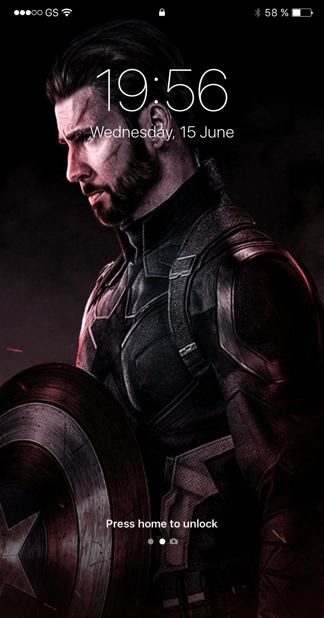 Captain Infinity War HD Wallpapers | Homescreen 4K for Android - APK