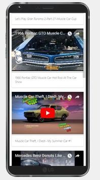 Muscle Car screenshot 3