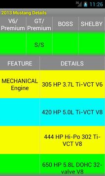 Quick Guide 2013 Ford Mustang screenshot 2