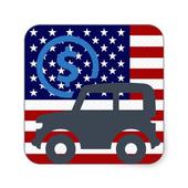 Car Financing USA icon