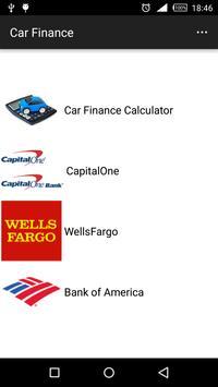 Car Financing USA poster