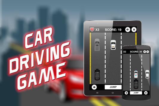 Car Driving poster