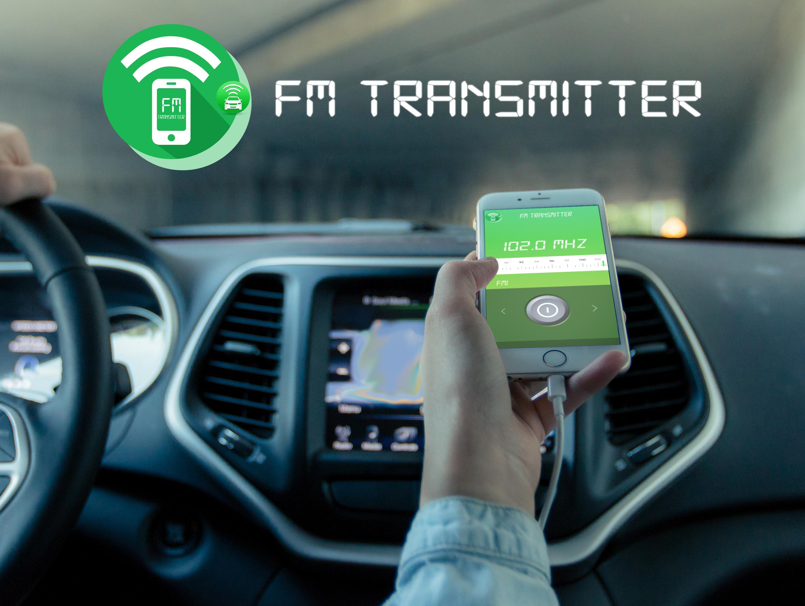 Car FM Transmitter 100% for Android - APK Download