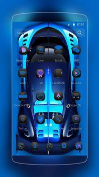 Future Tech Dream Car poster