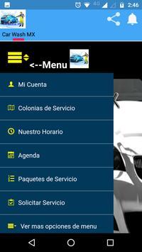 Car Wash MX. screenshot 1