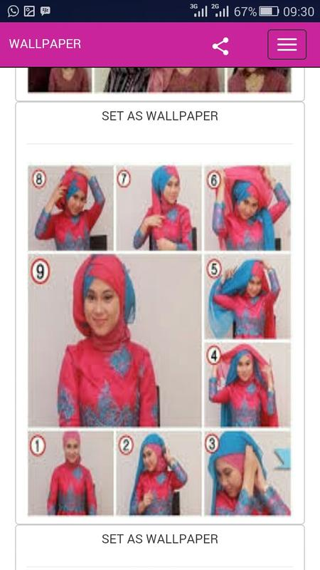 Tutorial Hijab Wisuda For Android Apk Download