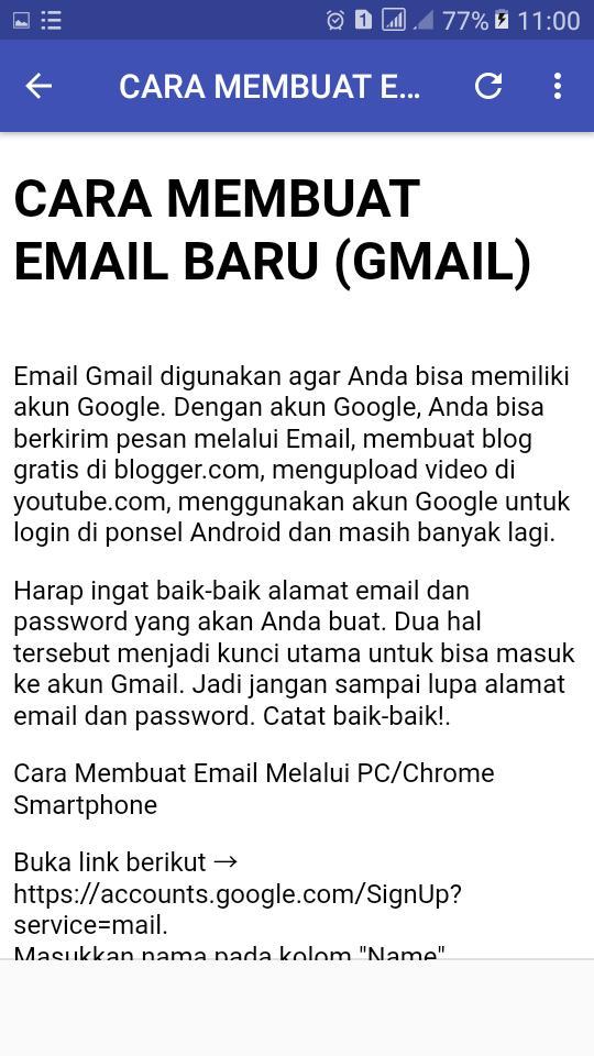 Cara Membuat Gmail For Android Apk Download