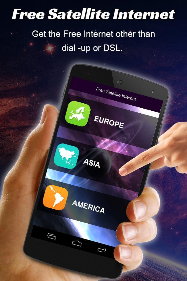 Satellite Internet Prank for Android - APK Download