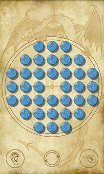 Marble solitaire free game screenshot 2