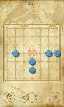 Marble solitaire free game screenshot 5