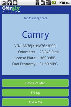Cargly Fill Up poster