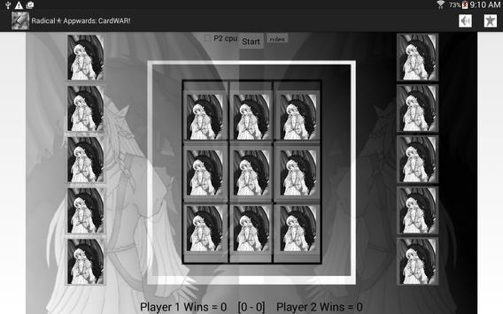 War Card Game: CardWAR! poster