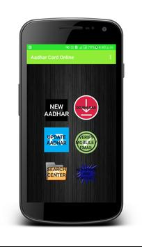 Aadhar Card Online apk screenshot