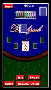 ABCcards- Blackjack & Baccarat poster