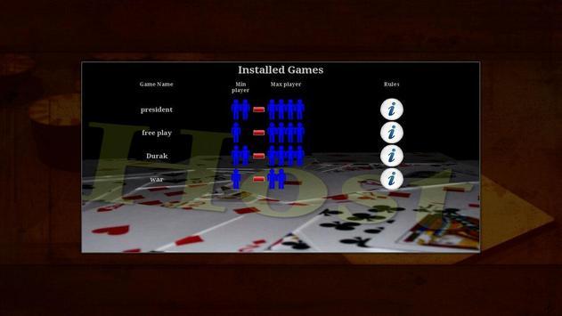 Card Deck Platform screenshot 3
