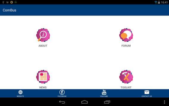 ComBuS apk screenshot