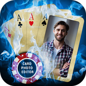 Playing Card Photo Editor icon