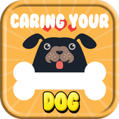 CARING FOR YOUR DOG - DOG TRAINING icon