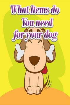 CARING FOR YOUR DOG - DOG TRAINING apk screenshot