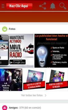 Mundo Urbano Radio screenshot 4