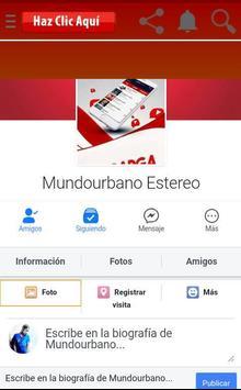 Mundo Urbano Radio screenshot 6