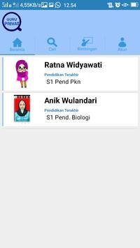 Cari Guru Privat screenshot 2