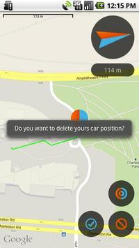 Find Your Car apk screenshot