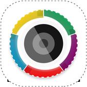 Round Photo Editor icon