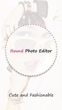 Round Photo Editor screenshot 1