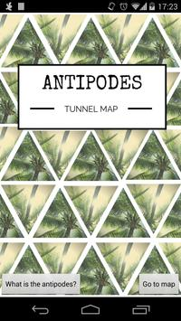 My antipodes poster