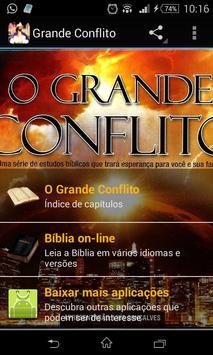 O Grande Conflito poster