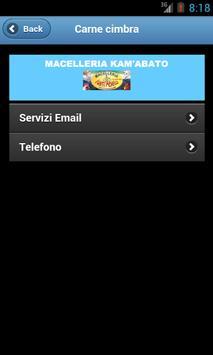 Carne cimbra apk screenshot
