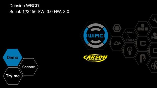 WiRC - Carson WiFi RC apk screenshot