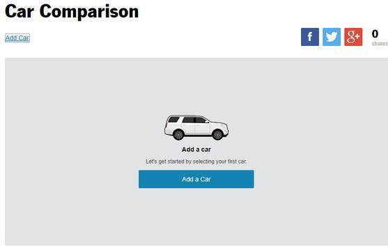 Cars Compare & Reviews screenshot 1